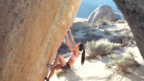 Five Ten - Nina Williams bouldering in Bishop