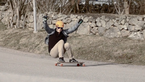 Freeride Longboard | Hometown Session