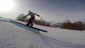 A Day In Japan | Last Laps Of The Iwatake Snow Park