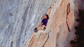 Klemen Becan's 9a+ Oliana Project Joe Mama
