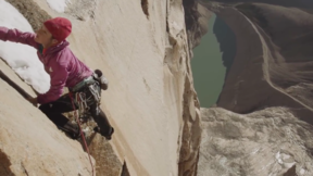 adidas Outdoor - Mayan Smith-Gobat completing Riders on the Storm - Episode 4 Chile