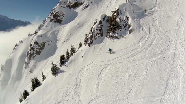 Three Alaskan's In Chamonix | Steep Lines And Soulful Powder Turns