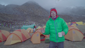 Base Camp Life | Adrian Ballinger