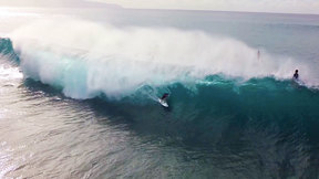 Surf From Above | Incredible Waves From The Banzai Pipeline