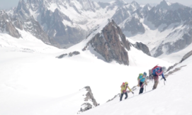 Arc'teryx - The Mountain Guides at Arc'teryx Alpine Academy