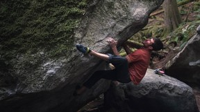 Squamish Selected Bouldering 2016