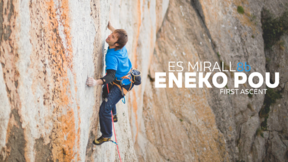 Breaking The Seal | Eneko Pou Makes The First Ascent Of 'Es Mirall' In 28 Years