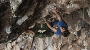 Caroline and James Open Pandora's Box Of Routes In Northern Spain