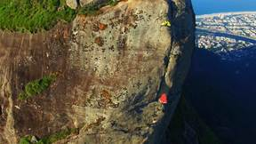 Gavea Gravity | Rio De Janeiro From The Eyes Of A Wingsuiter