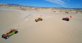 Drone Buggy | Desert Driving To The Max