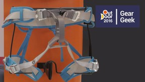 Petzl Corax Harness | Outdoor 2016