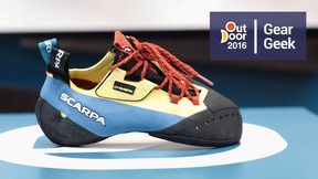 Scarpa Chimera Climbing Shoe | Outdoor 2016