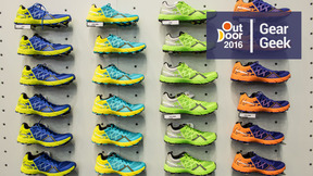 Scarpa Spin Trail Running Shoe | Outdoor 2016