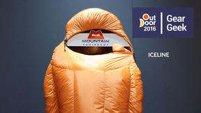 Mountain Equipment Iceline Sleeping Bag | Outdoor 2016