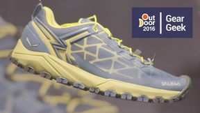 Salewa Multi Track Trail Running Shoe | Outdoor 2016