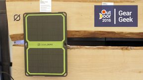 Goal Zero Nomad 7 Plus Solar Panel | Outdoor 2016