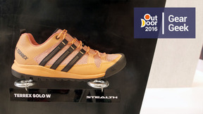 Adidas Terrex Solo Approach Shoe | Outdoor 2016