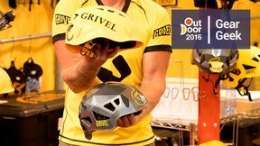 Grivel Salamander & Stealth Helmets | Outdoor 2016