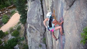 Nina Williams Sets Her Sights On Big Yosemite Project