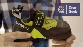 Boreal Mutant Climbing Shoe | Outdoor 2016