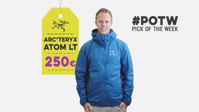 Pick Of The Week: Arc'teryx Atom LT Hoody