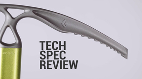 Black Diamond Raven Ice Axe | Tech Spec Review