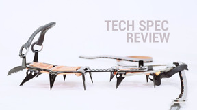 Petzl Sarken Crampon | Tech Spec Review