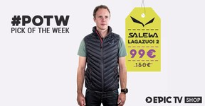 Pick Of The Week: Salewa Lagazuoi 2 Down Vest