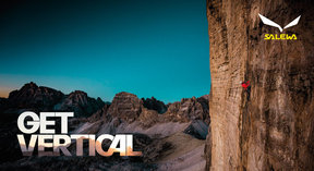 Behind The Scenes Of Salewa's 'Get Vertical' 16/17 Campaign