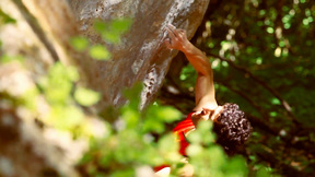 Mauro Caliban Makes First Ascent Of 'Hole's Trology' 8c