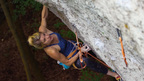 Lena Herrmann Battles To Make The First Female Ascent Of Battle Cat 8c+, Frankenjura