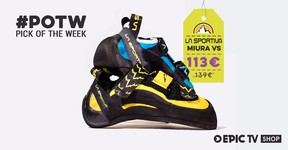 Pick Of The Week: La Sportiva Miura VS