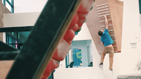 Training For Climbing - Campus Boarding