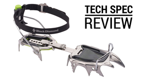 Black Diamond Snaggletooth Crampon | Tech Spec Review