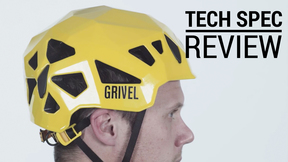 Grivel Stealth Climbing Helmet | Tech Spec Review