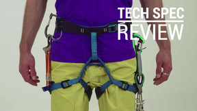 Black Diamond Aspect Harness | Tech Spec Review
