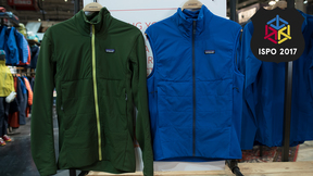 Côté Matos | ISPO 2017 : Patagonia Nano-Air Hybrid Light Jacket