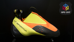 La Sportiva Maverink Kids Climbing Shoe Review | ISPO 2017