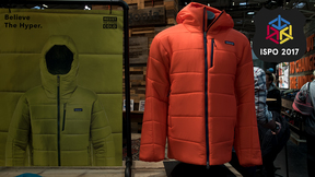 Patagonia Hyper Puff Hoody | ISPO 2017