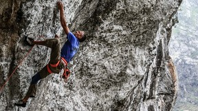 Steve McClure Takes On Five 8b+ Routes In Five Days | Part One