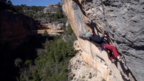 Barbara Zangerl On Estado Critico (9a)