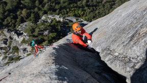 First Free Ascent of the West Face of Sentinel: Kevin Jorgeson And Ben Rueck