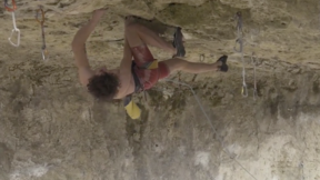 Adam Ondra 8c+ Onsight In Frankenjura