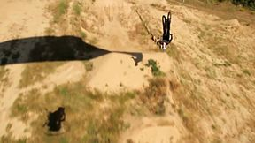 Capturing Insane MTBing from a whole New Perspective | Epic Aerials by the Green Twins, Ep. 2