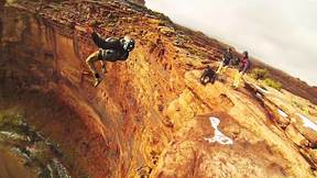 Sampling the most Incredible BASE Jumps in Moab | Uncommon Life, Ep. 1