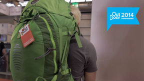 Looking For A Super Comfy Rucksack? We Found One At Outdoor 2014  | EpicTV Gear Geek