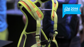 This Kids Harness Makes Climbing A Whole Lot Safer, Outdoor 2014 | EpicTV Gear Geek