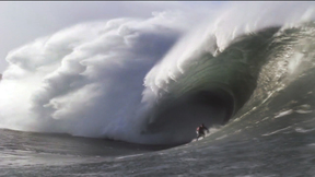 This Is What Surfing Mullaghmore Looks Like From The Water - Terrifying | Behind the Lines, Ep. 5