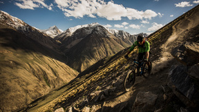Mountain Biking Afghanistan With Matt Hunter - The Toughest Trip On Earth? | Trail Ninja, Ep. 16