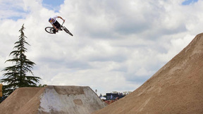 Big Bails And Huge Double Backflips At The Red Bull Farm Jam | Dirt Life with Matt Jones, Ep. 8